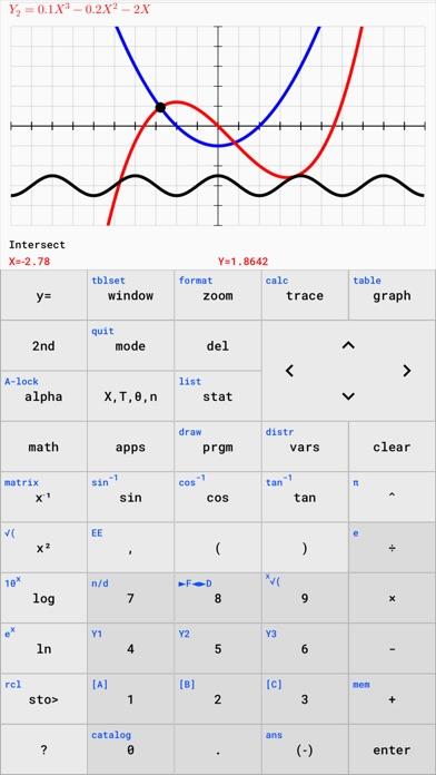 Graphing Calculator Pro² screenshot 3