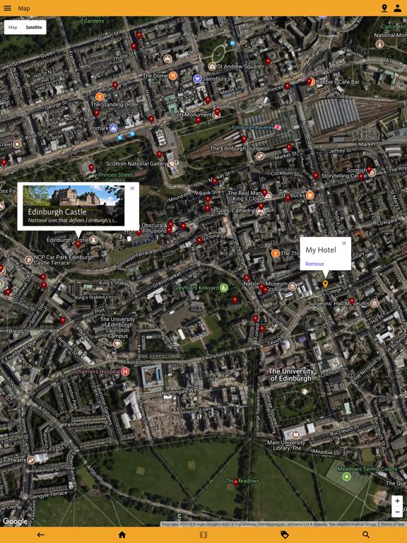 Edinburgh's Best: Travel Guide screenshot 13
