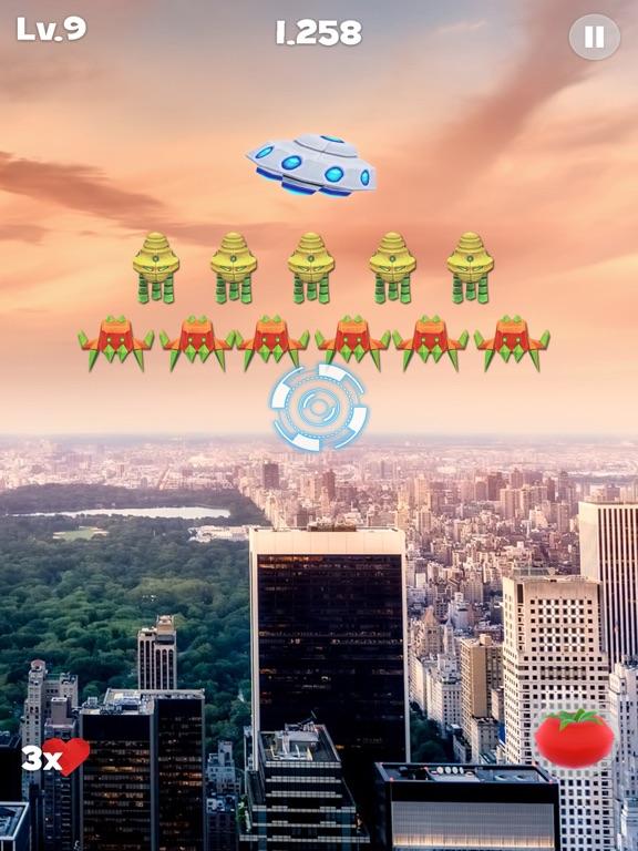 Space Alien Invaders AR screenshot 5