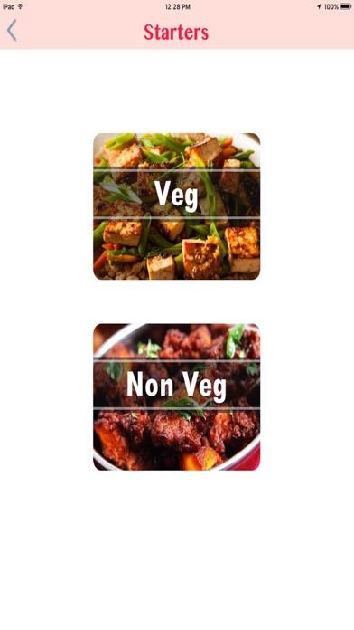 SJ Cooking Recipes App screenshot three