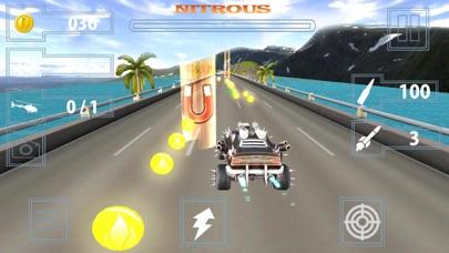 Death Moto Furious Car Raceのおすすめ画像1