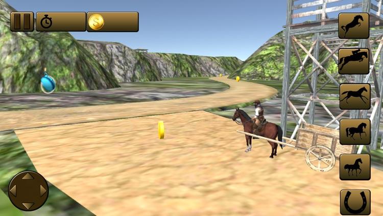Horse Cart Carriage Transport screenshot-4