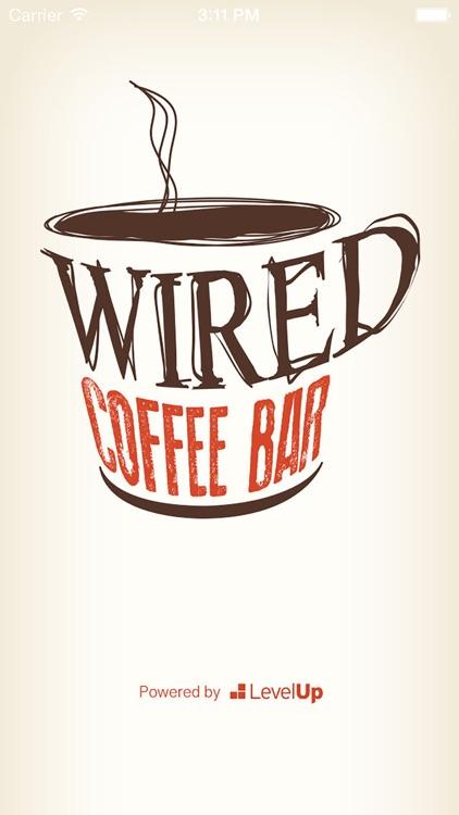 Wired Coffee Bar screenshot-4