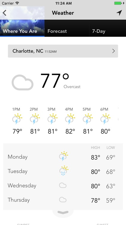 WCNC Charlotte News screenshot-3