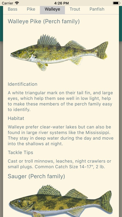 Fishing Expert-Freshwater Fish