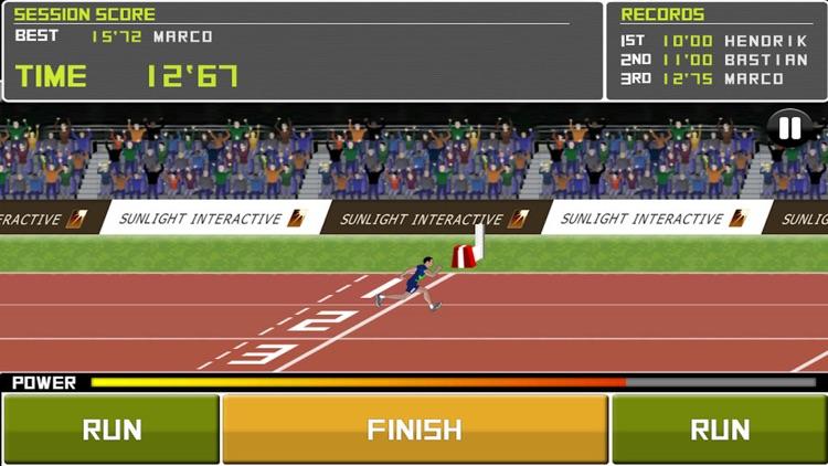 Deluxe Track&Field screenshot-3