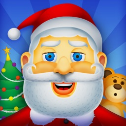 Santa Dress Up Game
