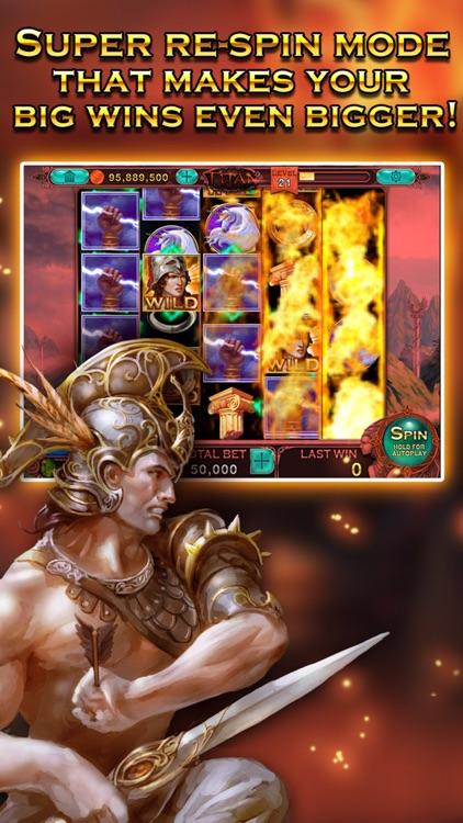 Slots™ HD - Titan's Way screenshot-4