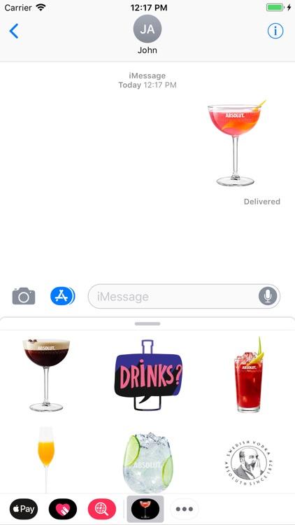 Drinkspiration By Absolut screenshot-5