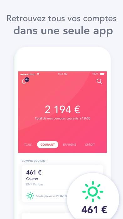 Linxo, la gestion bancaire simplifiée-capture-1
