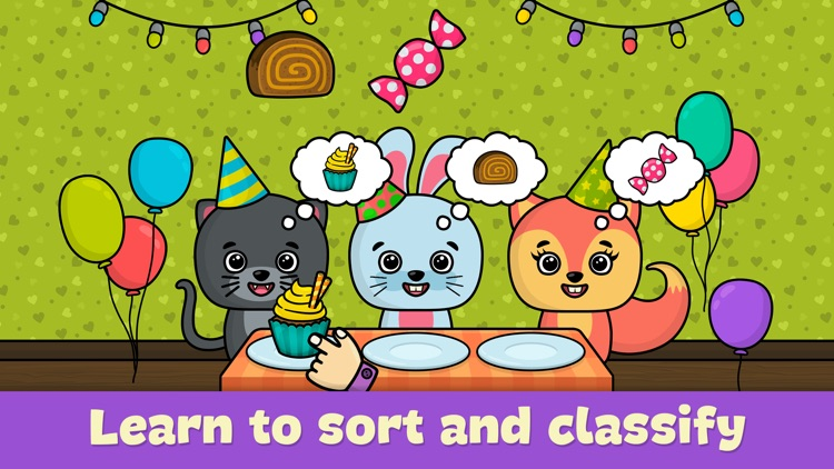 Preschool games for toddler 2+ screenshot-4
