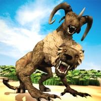Jungle Monster Attack Sim Game