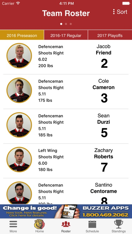 Owen Sound Attack Official App by Buzzer Apps Mobile Solutions