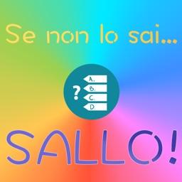 Sallo! IL Foto QUIZ - Se non lo sai Sallo!