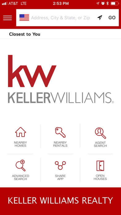 Keller Williams Real Estate for Windows