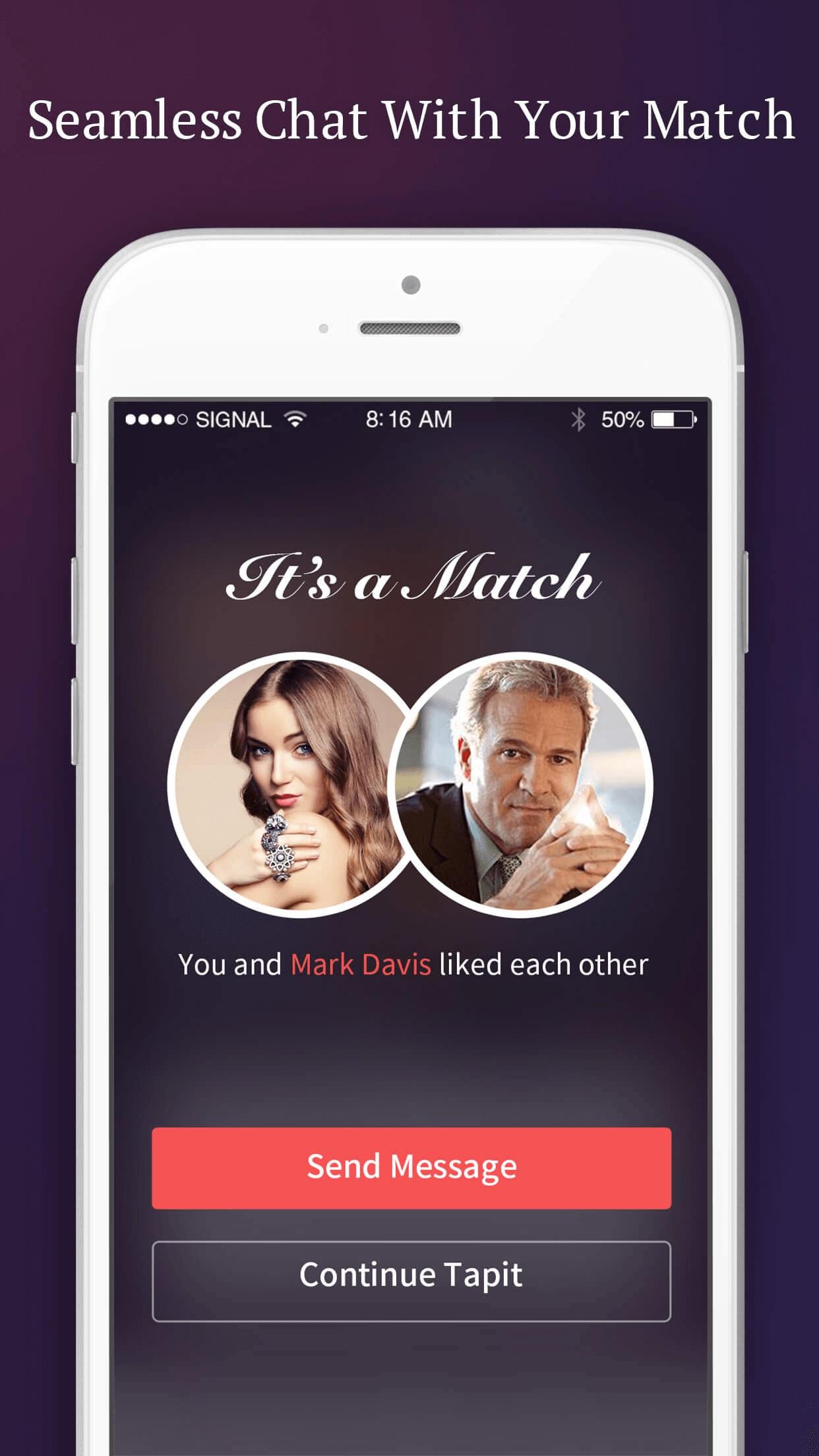 Sudy - Sugar Daddy Dating App Screenshot