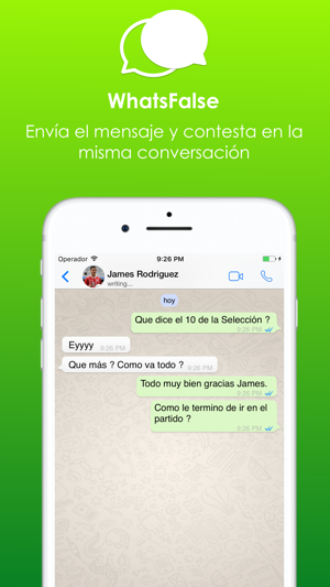 Whatsfalse Im App Store