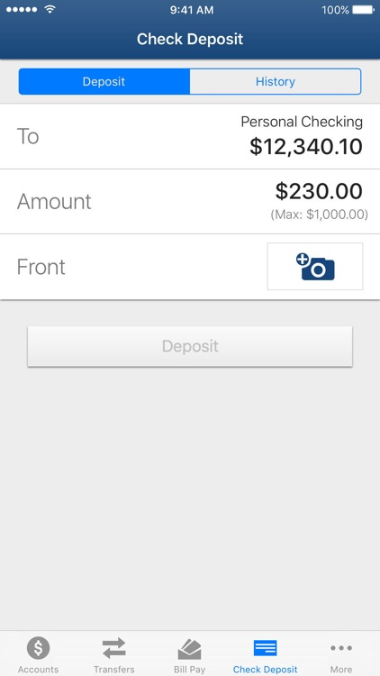 Evansville FCU Mobile Banking screenshot-3