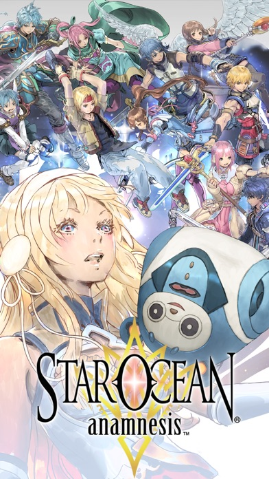 STAR OCEAN: ANAMNESIS for Pc