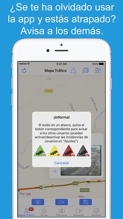download Trafico NO: Detector de radar apps 1
