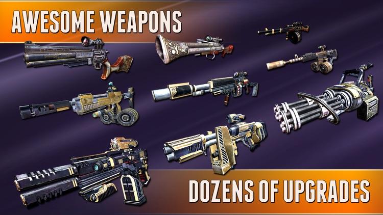 GUNFINGER screenshot-3