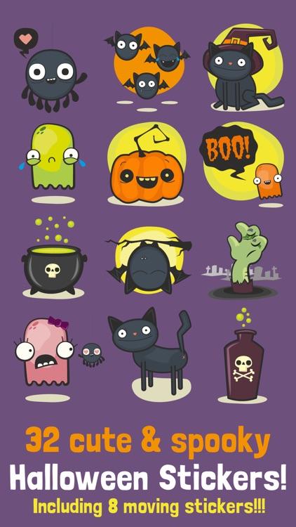 Halloween - Cute Sticker Pack