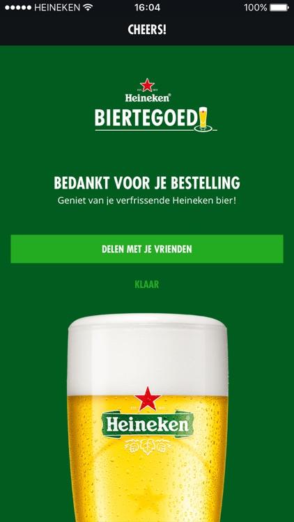 Heineken Biertegoed screenshot-4