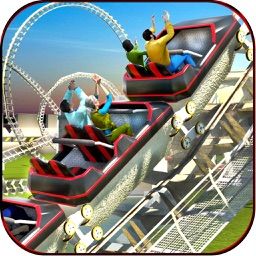 Roller Coaster Race Sim - Pro