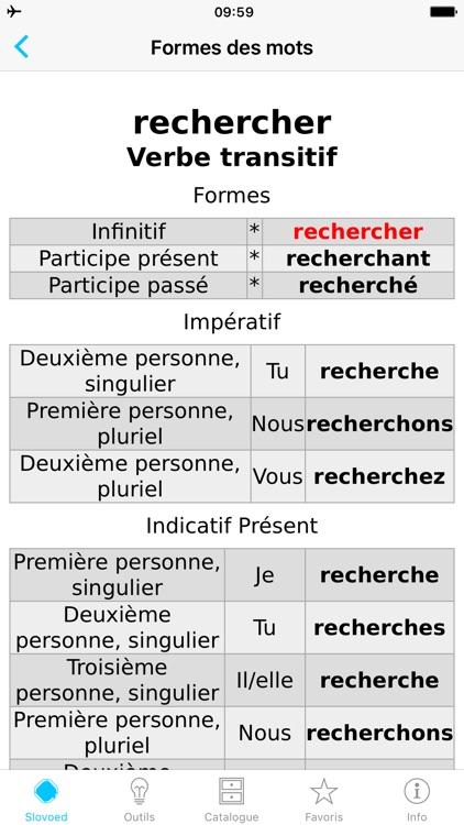 French <> Czech Dictionary screenshot-4