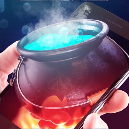 Магический напиток: алхимия