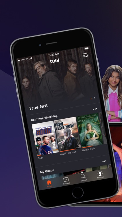 Tubi - Watch Movies & TV Shows screenshot-0