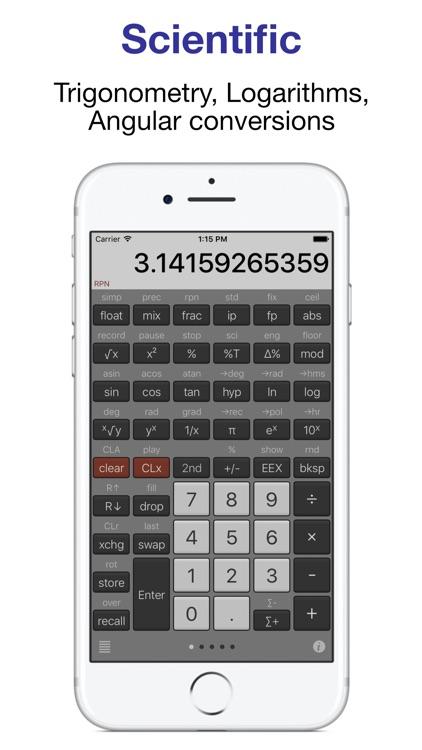 NeoCal Advanced Calculator