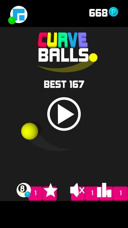 Curve Balls screenshot-4