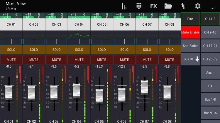 Mixing Station screenshot-1