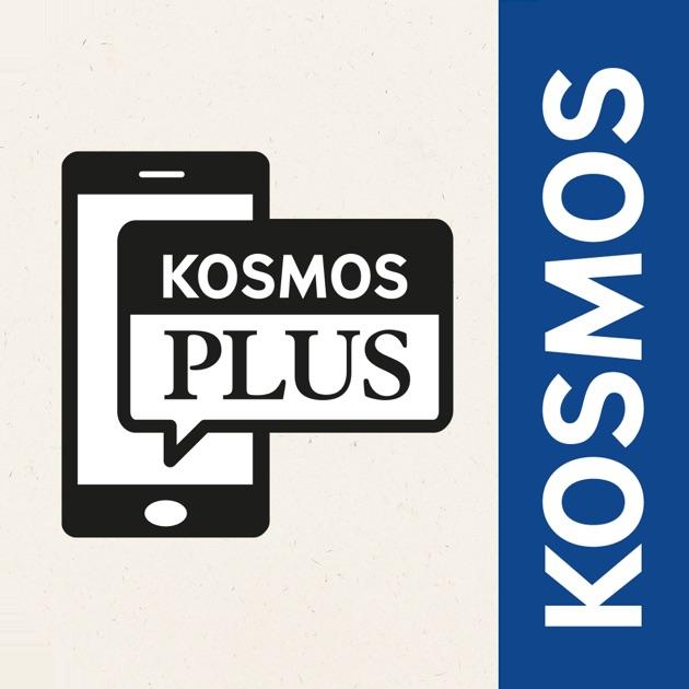 kosmos plus app