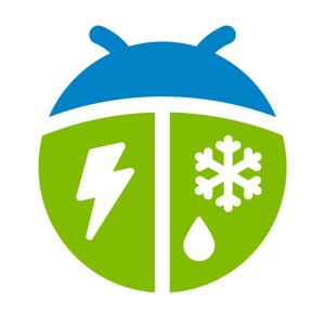 WeatherBug - Local Weather, Radar, Maps, Alerts Weather app