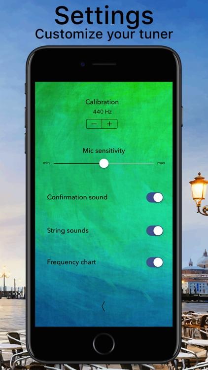 Mandolin Tuner Pro and Chords screenshot-3