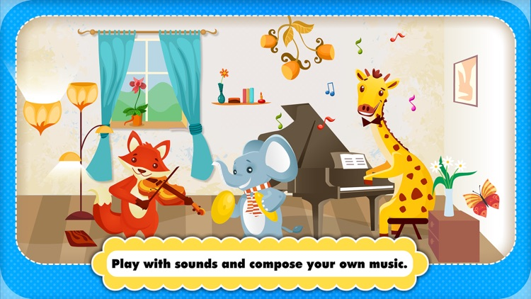 Baby Piano for Toddlers & Kids screenshot-3