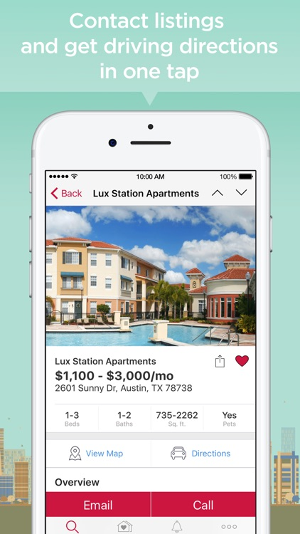 Realtor.com Rentals App screenshot-3