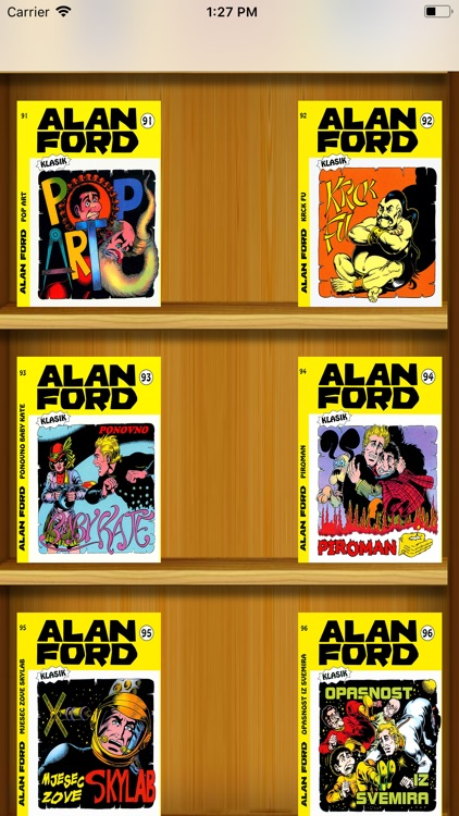 Alan Ford 2 (KLASIK) screenshot-1