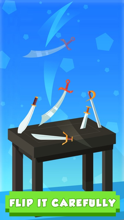Knife Flipster -Flippy Flip