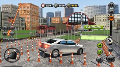 5th Wheel Car Parking Spot 3D-4
