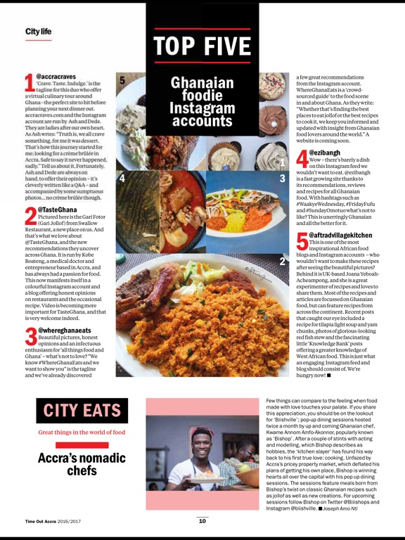 Time Out Accra screenshot 9