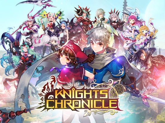 Knights Chronicle для iPad