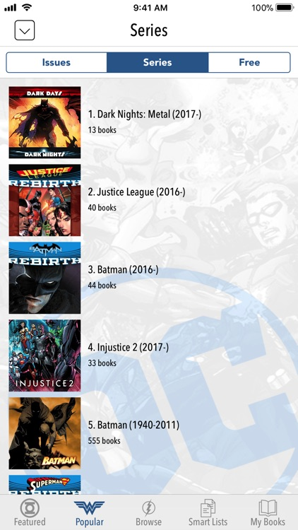 DC Comics screenshot-1
