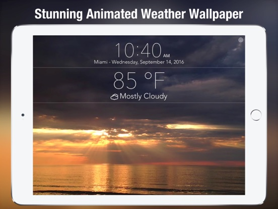 Screenshot #2 for 10 Day NOAA Weather