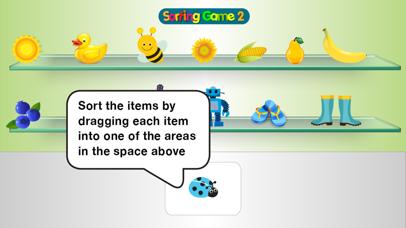 Sorting Game 2 screenshot 3