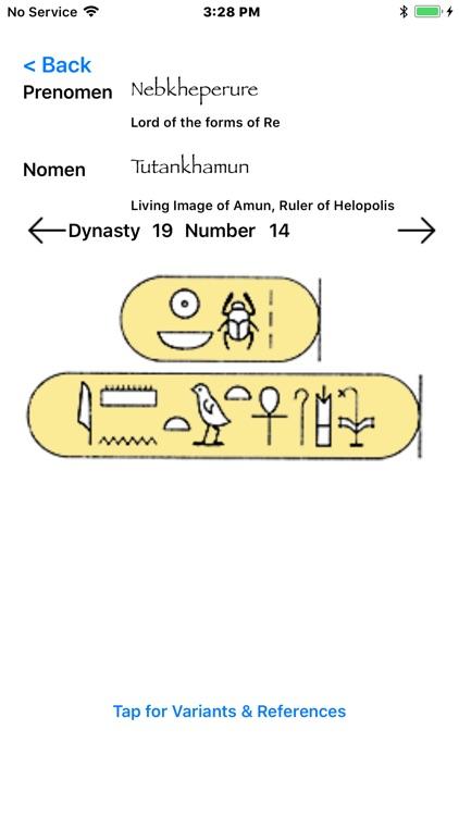 Pharaohs of Egypt screenshot-5