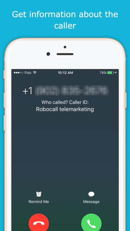 Who called - filter calls&text