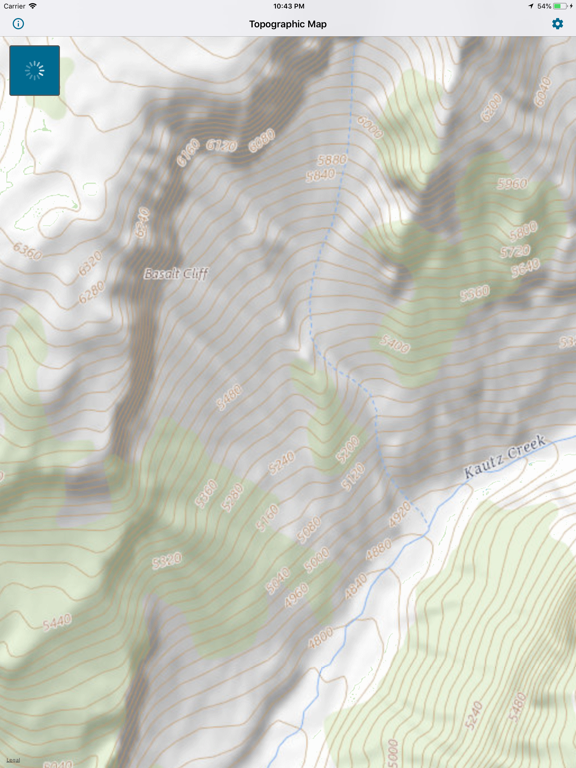 Topographic Maps & Trails screenshot 18